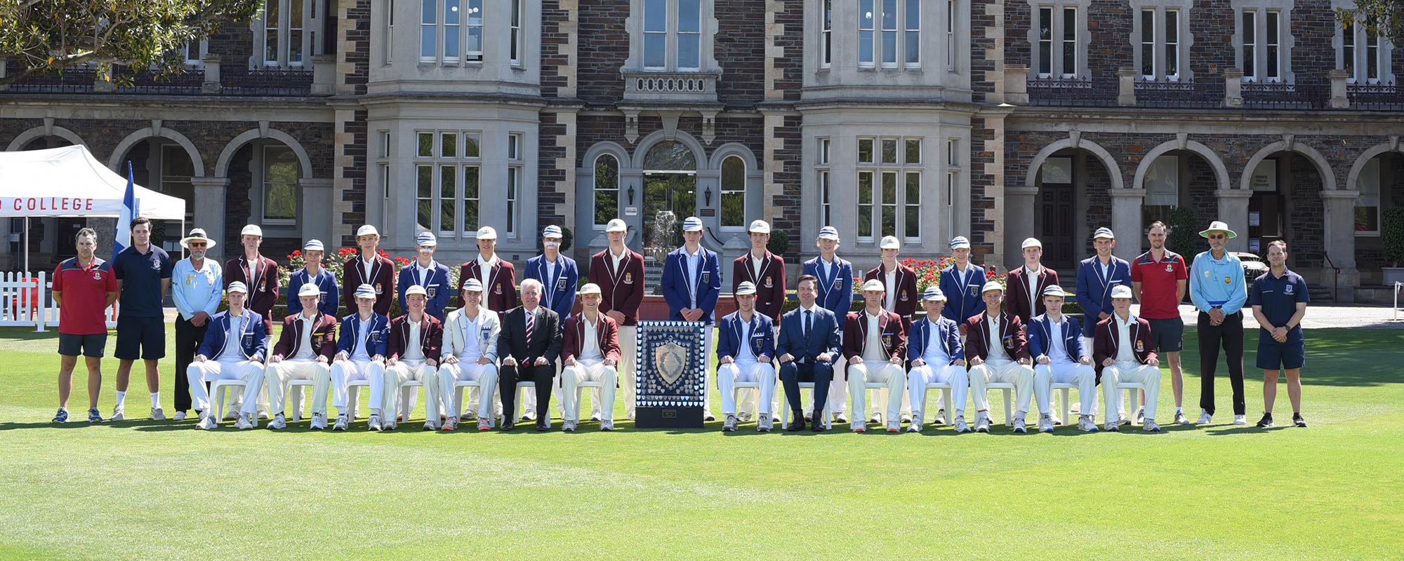 Intercol Cricket 2020