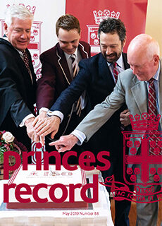Princes Record 88 Front Cover