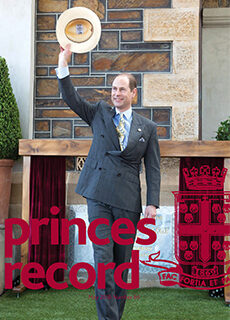 Princes Record 86 Front Cover
