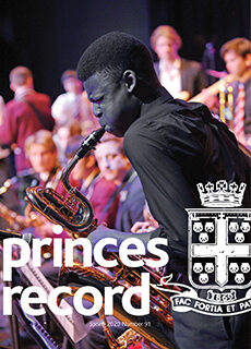 Princes Record 91 Front Cover