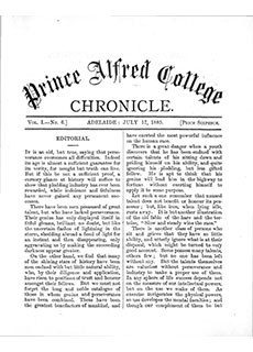 PAC Chronicle 1885 (3) Front Cover