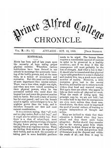 PAC Chronicle 1885 (4) Front Cover
