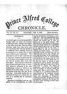 PAC Chronicle 1886 (1) Front Cover