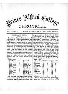PAC Chronicle 1886 (4) Front Cover