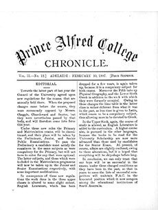 PAC Chronicle 1887 (1) Front Cover