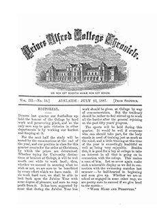 PAC Chronicle 1887 (3) Front Cover