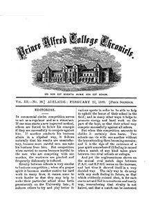 PAC Chronicle 1889 (1) Front Cover