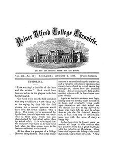 PAC Chronicle 1889 (3) Front Cover