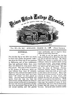 PAC Chronicle 1890 (1) Front Cover