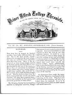 PAC Chronicle 1890 (3) Front Cover