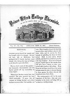 PAC Chronicle 1891 (3) Front Cover
