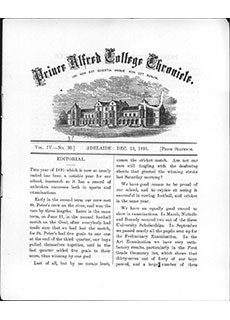 PAC Chronicle 1891 (4) Front Cover