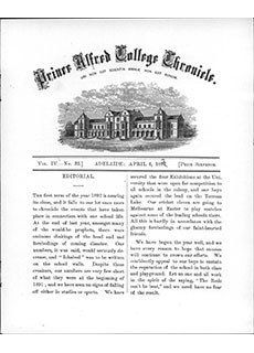 PAC Chronicle 1892 (1) Front Cover