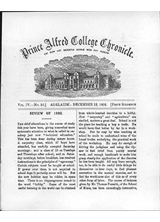 PAC Chronicle 1892 (4) Front Cover