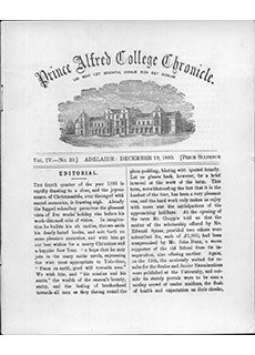 PAC Chronicle 1893 (4) Front Cover