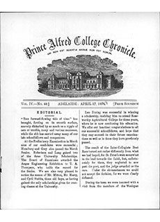 PAC Chronicle 1894 (1) Front Cover