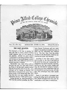 PAC Chronicle 1894 (2) Front Cover