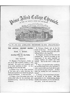PAC Chronicle 1894 (4) Front Cover