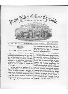 PAC Chronicle 1895 (1) Front Cover