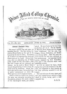 PAC Chronicle 1895 (2) Front Cover