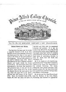 PAC Chronicle 1897 (1) Front Cover