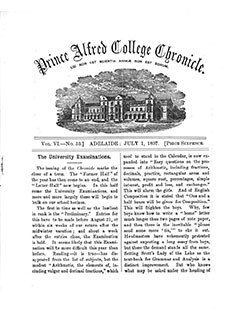 PAC Chronicle 1897 (3) Front Cover