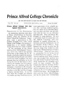 PAC Chronicle 1902 (1) Front Cover