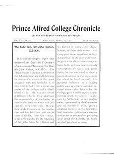 PAC Chronicle 1902 (2) Front Cover