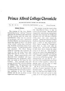 PAC Chronicle 1904 (3) Front Cover