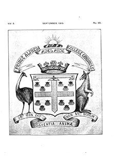 PAC Chronicle 1910 (3) Front Cover