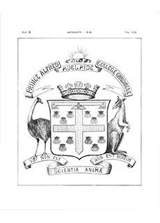 PAC Chronicle 1914 (1) Front Cover