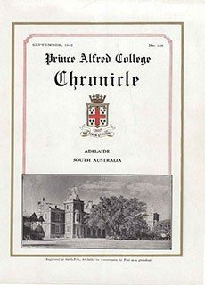 PAC Chronicle 1940 (3) Front Cover