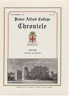 PAC Chronicle 1941 (3) Front Cover