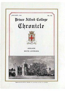 PAC Chronicle 1942 (1) Front Cover