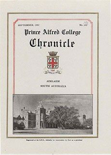PAC Chronicle 1942 (3) Front Cover
