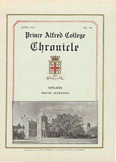 PAC Chronicle 1943 (2) Front Cover