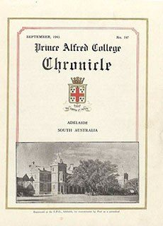 PAC Chronicle 1943 (3) Front Cover