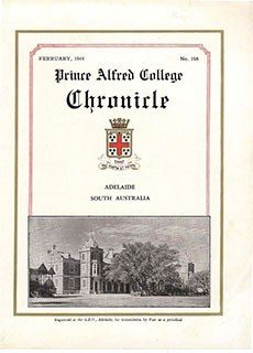 PAC Chronicle 1944 (1) Front Cover