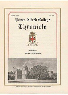 PAC Chronicle 1944 (2) Front Cover