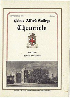 PAC Chronicle 1944 (3) Front Cover