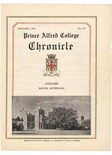 PAC Chronicle 1946 (1) Front Cover