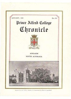 PAC Chronicle 1948 (1) Front Cover